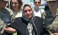 Şehit Jandarma Uzman Çavuş Eryeler'in naaşı Ordu'da toprağa verildi