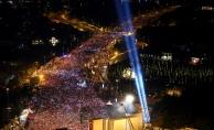 15 Temmuz Demokrasi ve Milli Birlik Günü Anma Töreni başladı