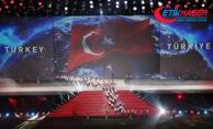2017 İşitme Engelliler Olimpiyatları'nın resmi açılış töreni yapıldı