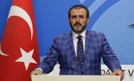 AKP'li Ünal'dan, Davutoğlu'nun MHP Lideri Bahçeli'ye yönelik sözlerine eleştiri