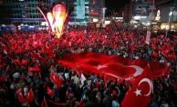"""Ankara'daki """"Milli Birlik Yürüyüşü"""" başladı"""
