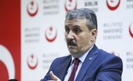 BBP Genel Başkanı Destici: Kıbrıs Türkiye'ye ilhak ettiğini açıklamalıdır