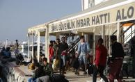 Çanakkale'de 47 yabancı uyruklu yakalandı