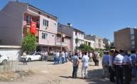 Kula'da şehit olan erler Sünnüoğlu ve Hepgül İzmir'de toprağa verildi