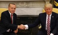 Cumhurbaşkanı Erdoğan, Trump ile ikili görüşme gerçekleştirdi