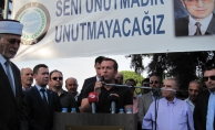 Dr. Sadık Ahmet Batı Trakya'da anıldı