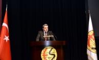 Eskişehirspor'da başkanlığa Sinan Özeçoğlu seçildi