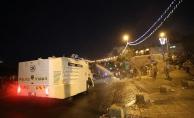 İsrail polisi Kudüs'te cemaate saldırdı: 57 yaralı