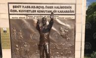 Kahraman Astsubay Halisdemir şehit edildiği yerde anılacak