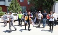 Malatya'da iş yerine silahlı saldırı: 1 ölü, 2 yaralı