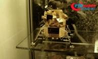 """Neil Armstrong müzesindeki """"Altın Ay Modülü"""" çalındı"""