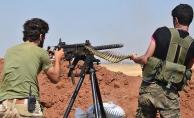 PKK/PYD ve ÖSO arasında çatışma