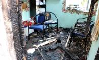 Sakarya'da Karaman Merkez Camisi yandı