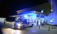 Tunceli'de patlama: 1 yaralı