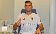 Beşiktaş Pepe'nin transferini açıkladı