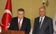 Yargıtay Başkanı Cirit ve Başsavcısı Akarca, Erzurum'da