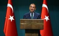 Başbakan Yardımcısı Bozdağ: Türk Hava Sahası IKBY'ye kapatıldı