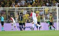 Fenerbahçe'den Avrupa'ya erken veda