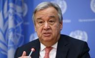 BM Genel Sekreteri Guterres: Myanmar'daki şiddet olaylarıyla ilgili endişelerimi BMGK'ya bildirdim