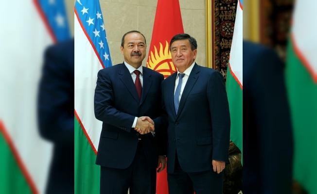 Kırgızistan ve Özbekistan sınır sorununu çözmek istiyor