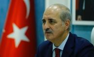 Kurtulmuş, Gürcistan Kültür Bakanı Giorgadze ile görüştü