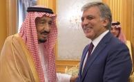 11. Cumhurbaşkanı Gül, Suudi Arabistan'da