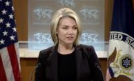 ABD Dışişleri Bakanlığı: İran halkı için desteğimizi birçok farklı ortamda ifade ediyoruz