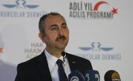 Adalet Bakanı Gül: Gülen'in İadesiyle ilgili dosya tamamlandı