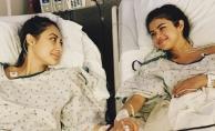 Arkadaşı, Selena Gomez'e böbreğini verdi