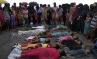 Bangladeş Dışişleri Bakanı Mahmud Ali: Arakan'da en az 3 bin Müslüman öldürüldü