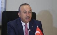 Dışişleri Bakanı Çavuşoğlu: Çavuşoğlu: Almanya'nın Türkiye'ye yaklaşımını değiştirmesi gerektiğini