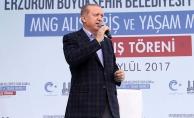 Erdoğan: Kaynayan kazan kapak tutmaz, bunu böyle bilmeleri lazım
