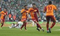 Lider Galatasaray, kötü gidişi  golle sonlandırdı