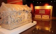 Herakles lahdi Antalya Müzesi'nde sergilenecek