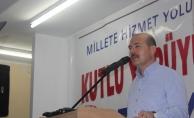 İçişleri Bakanı Soylu: Bu bir iktidar oyunu değil beka meselesidir