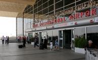 IKBY'deki  havalimanlarında uçuşların durdurulması kararı uygulamaya konuldu