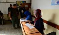 IKBY'deki tartışmalı referandum başladı