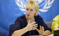 İsveç Dışişleri Bakanı: Hükümet olarak Irak'ın toprak bütünlüğünü destekliyoruz