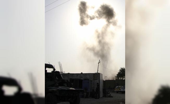 Kabil havalimanına düzenlenen roketli saldırı