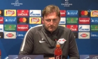 Leipzig Teknik Direktörü Hasenhüttl: Maçın başında atmosfere yenildik