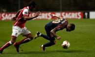 Medipol Başakşehir Braga'ya deplasmanda 2-1 yenildi