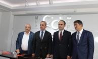MHP Ankara'dan birlik ve beraberlik örneği
