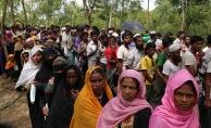 Myanmar'daki şiddet olayları nedeniyle insani yardımlar aksıyor
