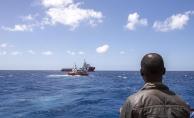 Kaçakları taşıyan tekne battı: 7 ölü