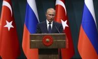 Putin: Bölgesel ve ikili konuları samimi ve yapıcı şekilde ele aldık