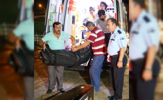 Samsun'da denize giren çocuk boğuldu