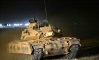 Silopi-Habur bölgesinde Irak askerleriyle birlikte gece tatbikatı