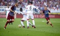 Trabzonspor Gençlerbirliği'ni 3-1 mağlup etti