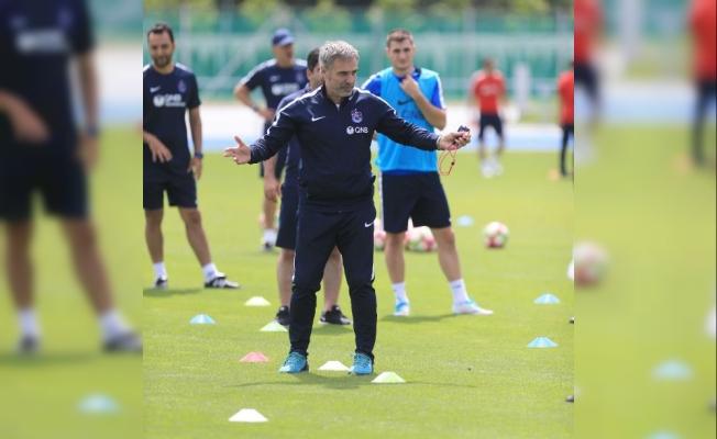 Trabzonspor teknik direktörü Yanal: Alanyaspor maçını kazanmak istiyoruz