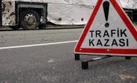Antalya'da öğrenci servisi ile tanker çarpıştı: 15 yaralı